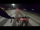 Fahrrad vs Roller xD Raketen Angriff