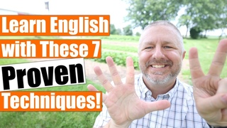 Learn English with These 7 Tips, Tricks, and Techniques!