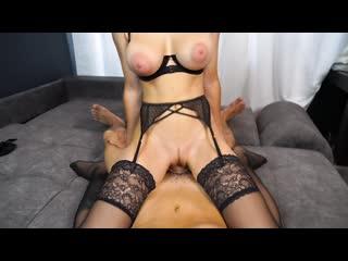 Sexy Girl with Big Natiral Boobs Intense Ride His Cock  Cowgirl POV HanselGrettel ПОРНО, СЕКС, АНАЛ, МИНЕТ, PORN, TEEN, ANAL