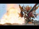 Могучие рейнджеры:супер Самураи 15 серия Уловка обманщика Рейнджеры уничтожили Серратора