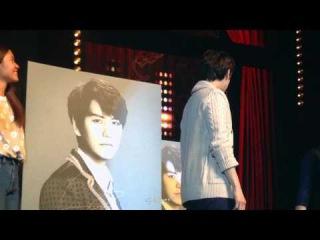 [fancam] 141111 Masita Fan Sweeting - Kyu cute moments
