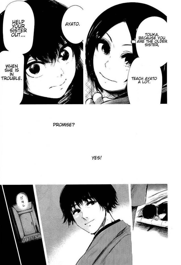 Tokyo Ghoul, Vol.8 Chapter 70 Sister and Brother, image #15