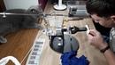 Удаление ржавчины и заточка ножа Blaser на Профиль К02 РП