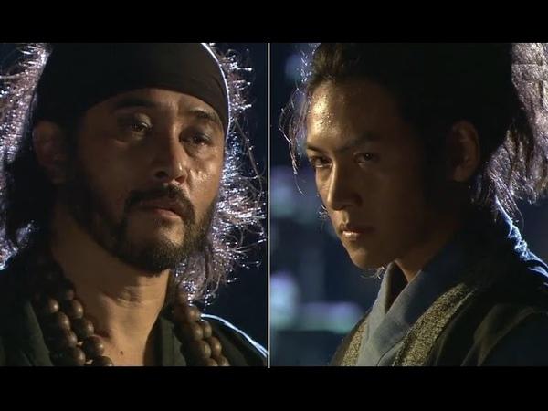 Пэк Тон Су против Чхона. Месть за учителя. сюрприз для Тон Су в конце боя.