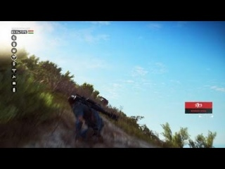 another type of gliding in Just Cause 3