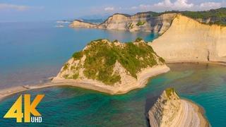 Корфу - жемчужина Греции - 4K
