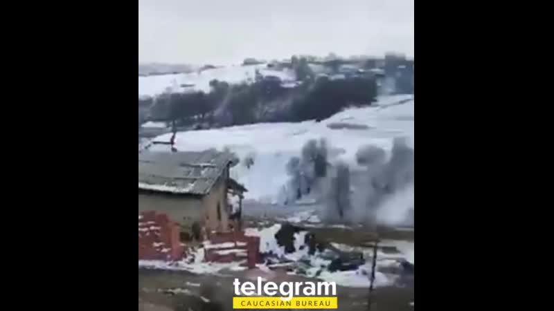 🇦🇿🎖В Гедабеке неизвестный бизнесмен построил дом и подарил тайно родителям Шехида Карабахской войны