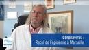 Coronavirus Recul de lépidémie à Marseille