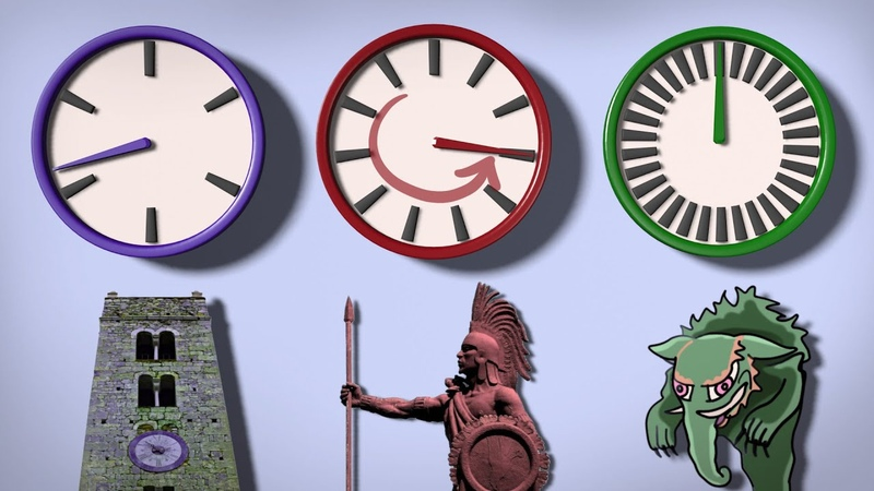 Clocks around the world: how other languages tell time