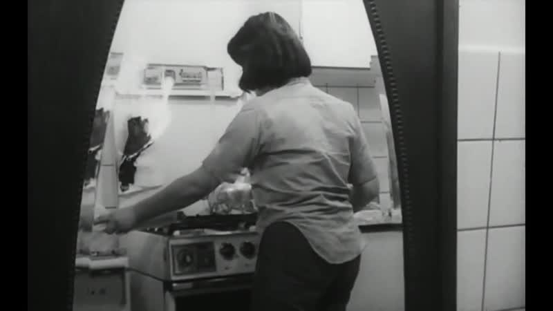 Saute ma ville 1968 dir Chantal Akerman Взорвись мой город 1968 Режиссер Шанталь Акерман