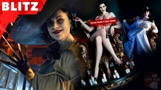 Оголяющаяся фигурка Леди Димитреску из Resident Evil Village: цена, дата выхода, как выглядит