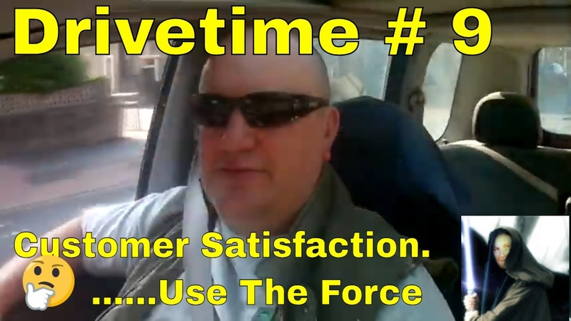 Drivetime 9 A Jedi Tilers Guide to life