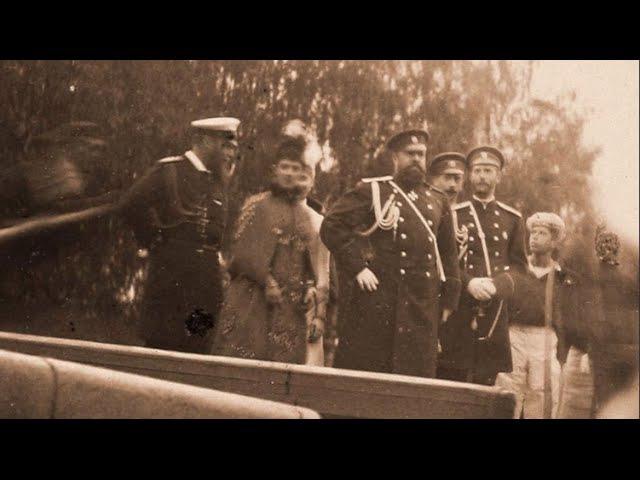 Emperor Alexander III visits Vyborg 1885