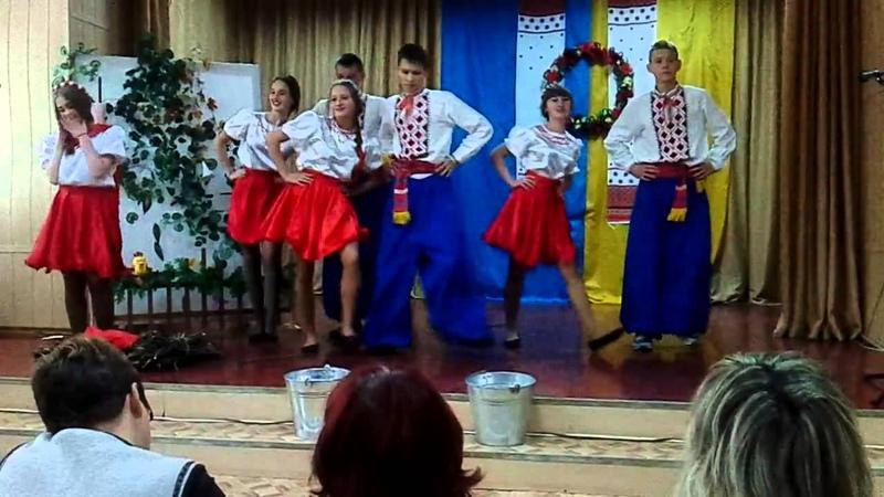 Міський конкурс інсценованої козацької пісні Козацькими стежинами