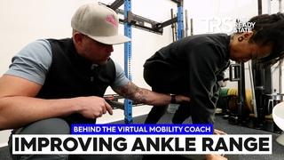 Improving Ankle Range