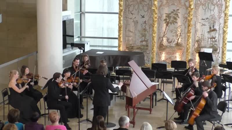 Henry Purcell B Britten Chaconne for strings in G minor Z 730 Mariinsky Chamber Orchestra