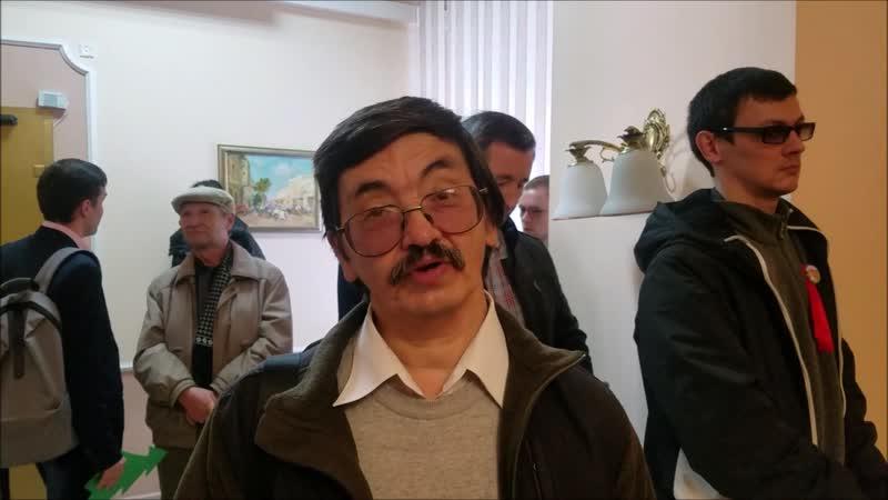 Жители трех субъектов РФ явились для защиты леса в Арбитражный суд Волго-Вятского округа