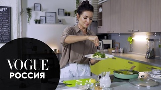 Vogue: Что ест Ирена Понарошку?