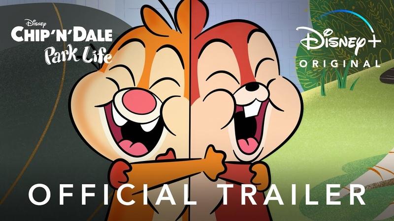 Chip 'n' Dale Park Life Official Trailer Disney
