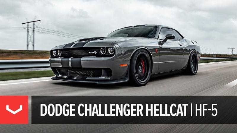 Dodge Challenger Hellcat   Hybrid Forged HF-5
