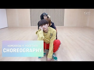 TXT (투모로우바이투게더) 'Cat & Dog' Dance Practice (Appeal ver.)