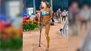 Amazing Amputee Lady at Beauty Contest 4
