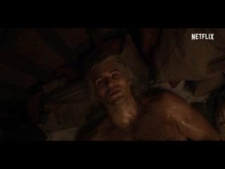 Неудачные дубли первого сезона сериала Ведьмак
