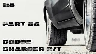 Сборка Dodge Charger R/T Fast&Furious 1:8 от Deagostini - Part84.