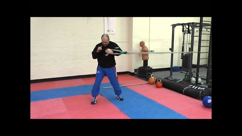 Strength and Endurance - Resistance Bands for Fighters Wrestling MMA