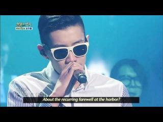 Immortal Songs Season 2 - Jay Park - Men are Ships, Women are Harbors   박재범 - 남자는 배 여자는 항구 (Immortal Songs 2 / )