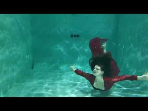 NEMO Studio Underwater photography in aquastudio Beautiful model Master class Студия НЕМО