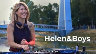 Helen&Boys - DJ set for Radio Intense