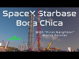 2021 07 24 SpaceX Starbase at Boca Chica