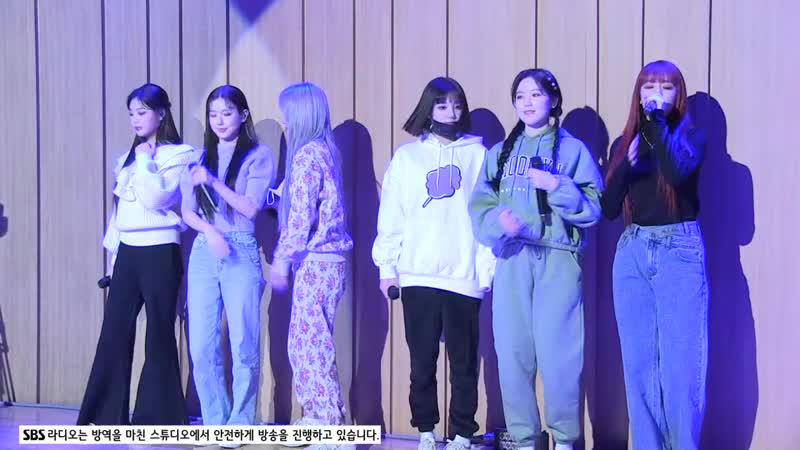 210114 G I DLE Cultwo Show @ Radio