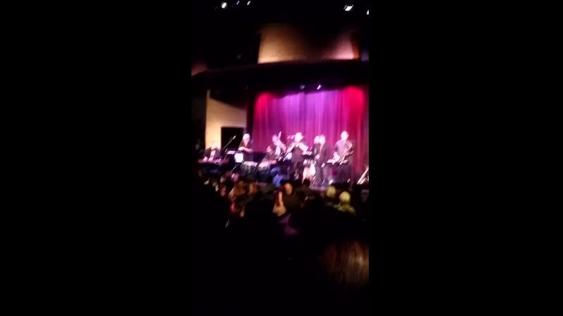 Poncho Sanchez in Yoshi's Jazz Club James Brown
