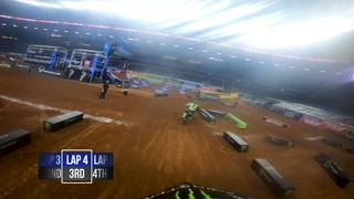 GoPro: Malcolm Stewart | 2021 Monster Energy Supercross | Arlington 2 | 450 Heat 2 Highlights