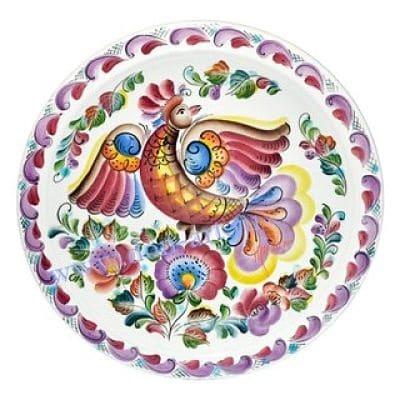 Семикаракорская роспись: МК, изображение №1