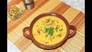 Тыквенный суп пюре – постный и вкусный!