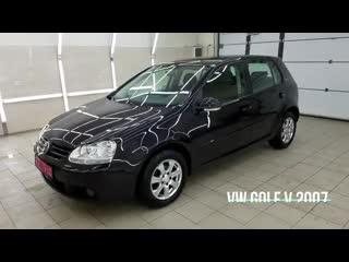 VW GOLF 5. 1.4 MPI. 2007. Авто на продажу