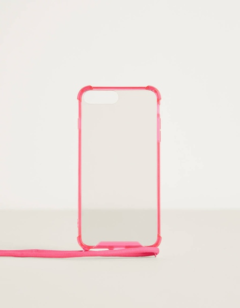 Чехол для iPhone 6 Plus / 7 Plus / 8 Plus со шнурком