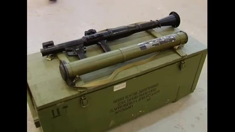 Georgian Mortars ქართული ნაღმმტყორცნები და სხვა მსუბუქი მხარდამჭერი შეიარაღება