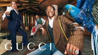 A$AP Rocky, Iggy Pop and Tyler, The Creator in the New Gucci Tailoring Campaign