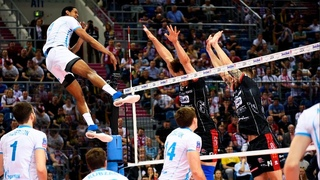 This is Why Wilfredo Leon is THE KING Of Wing Spikers (HD)