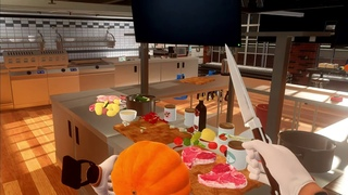 Cooking Simulator VR - Release Date Trailer [PC VR]