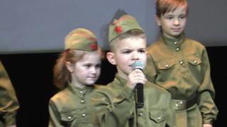 Самый главный праздник - День Победы.