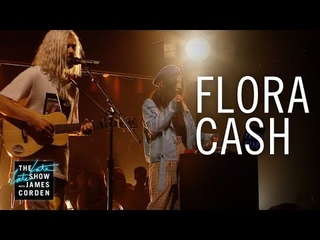 Flora Cash - You're Somebody Else (The Late Late Show with James Corden)
