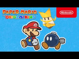 Paper Mario: The Origami King - (Nintendo Switch)