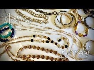 Шикарные украшения! Браслеты и ожерелья: ОБЗОР 👌💫💫💫