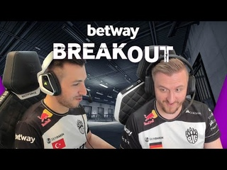 BIG Clan Plays Betway Breakout Map   ft. XANTARES and tabseN