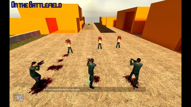 BSMOD Features Death animations Shoves NPC Combat